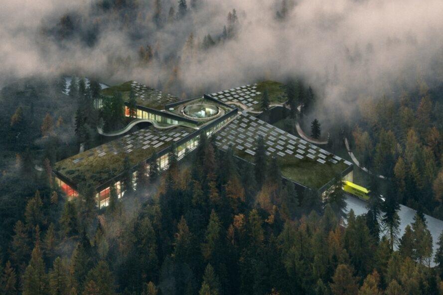 پایدارترین کارخانه مبلمان جهان در نروژ