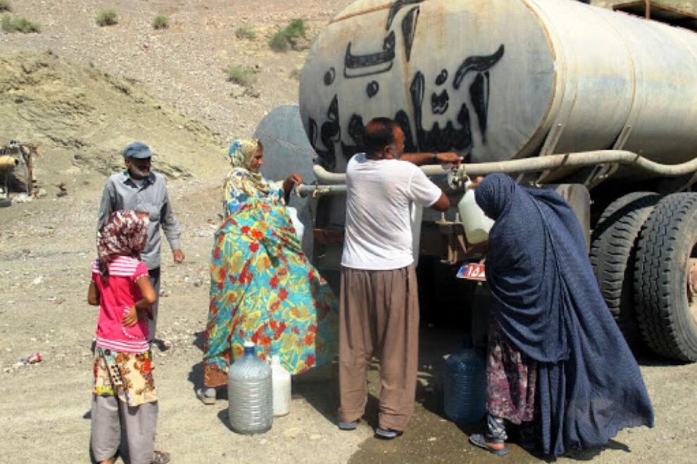 سیریک با مشکلات جدی آب مواجه است