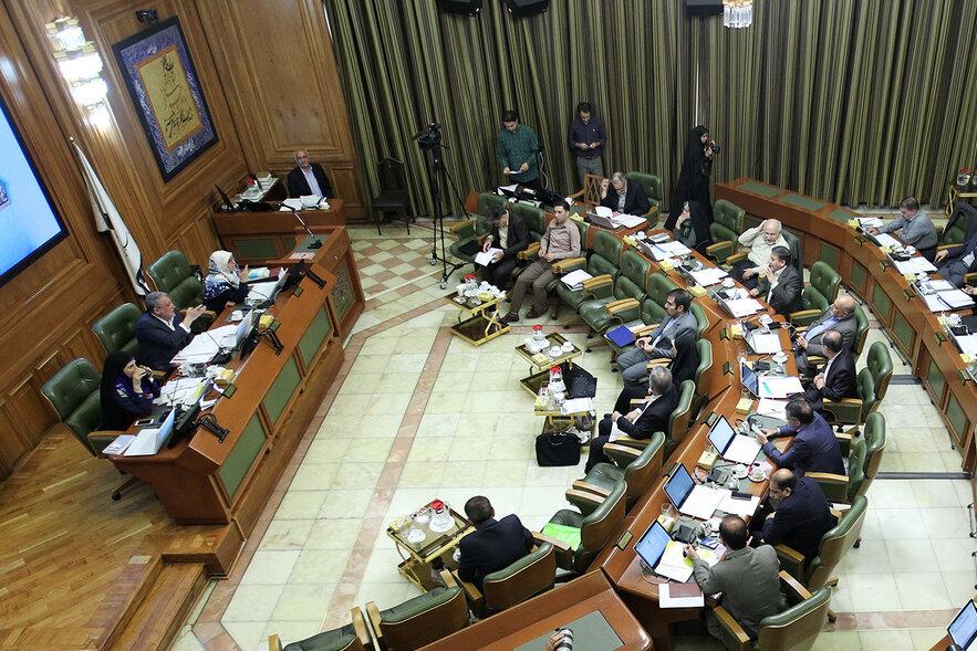 آنچه در جلسه عصرگاهی شورای شهر تهران گذشت
