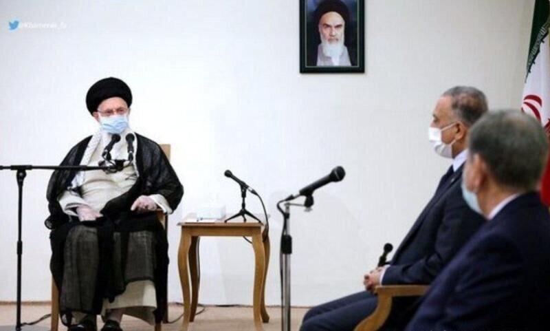 نخستوزیر عراق با رهبر معظم انقلاب دیدار کرد
