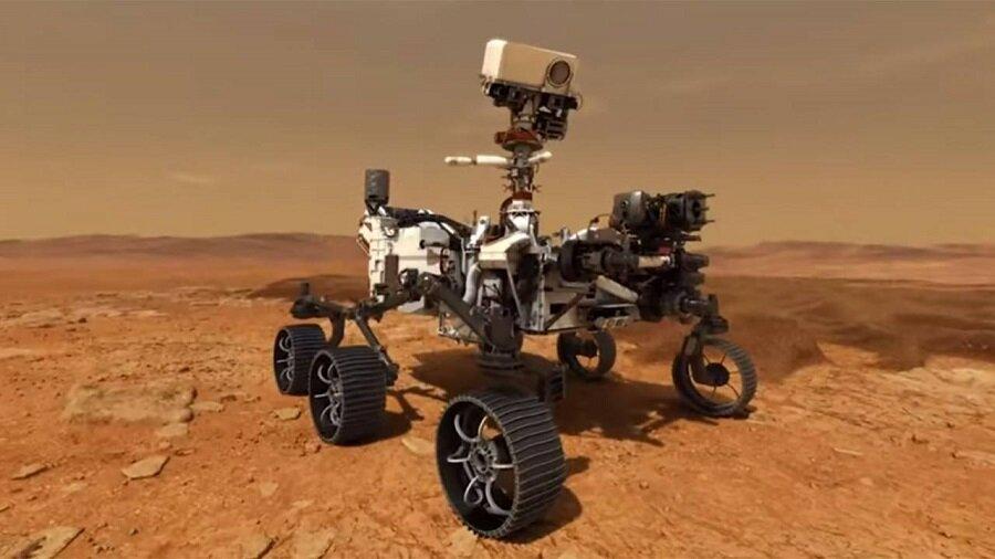 ماموریت مریخ نورد پشتکار در مریخ چیست؟