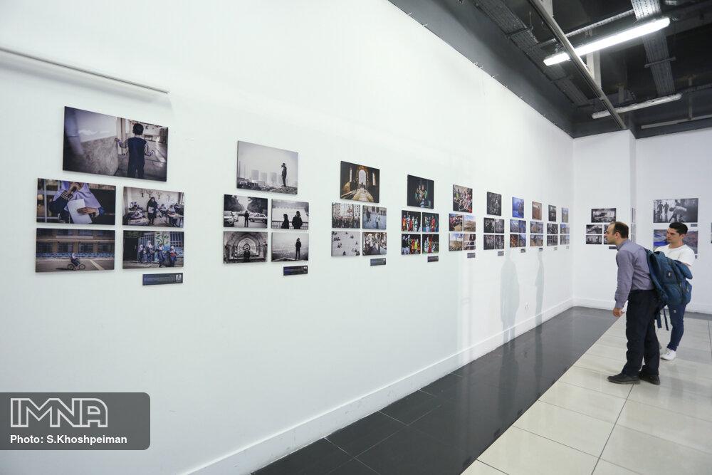 نخستین روز نمایشگاه عکس ایمنا
