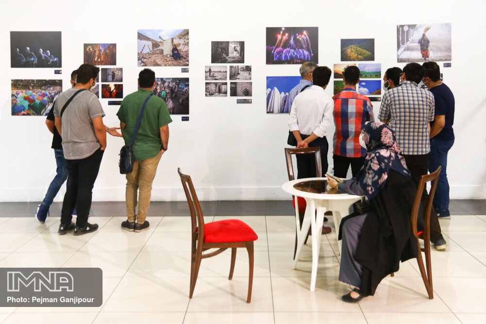 نمایشگاه عکس ایمنا