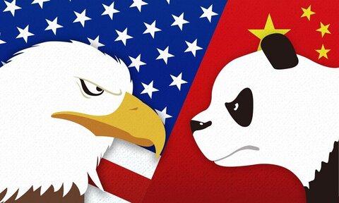 تنش های دیپلماتیک و شائبه جنگ سرد آمریکا با چین