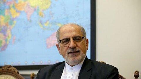 انصاری: برای جزئیات توافق ایران و چین باید صبر کنیم