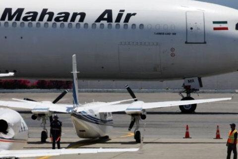 گزارش سنتکام در خصوص رهگیری هواپیمای ایرانی کذب است
