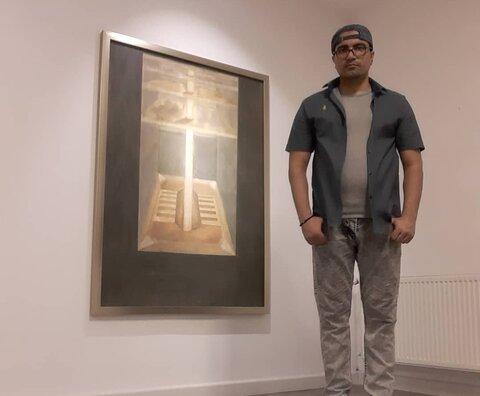 خلأهای دنیا از دید یک هنرمند