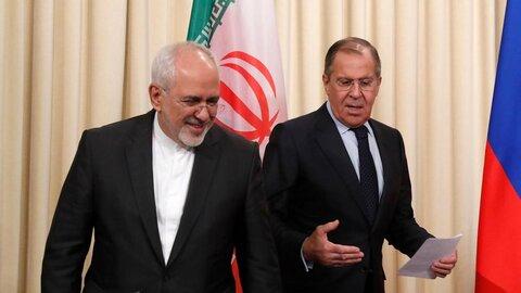 ظریف: روسیه از دوستان راهبردی ایران است