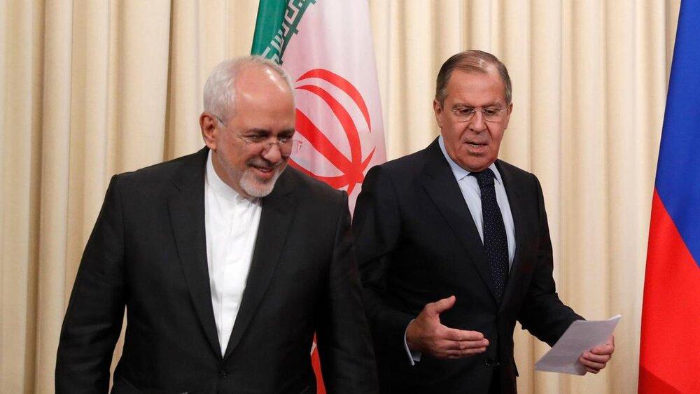 اهداف سفر ظریف به روسیه چه بود؟