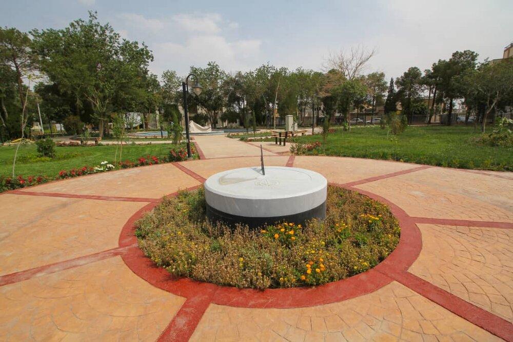 پیشرفت ۷۵ درصدی پروژه گلستان در منطقه هفت/پارک آرزو آماده بهرهبرداری است