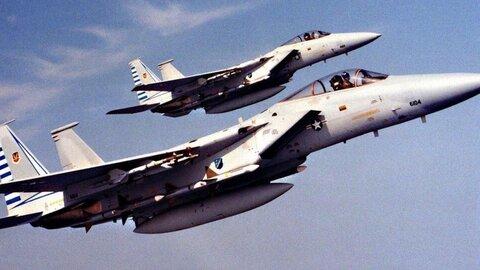 روایت یک شاهد عینی از مزاحمت جنگندههای آمریکایی برای هواپیمای ماهان + فیلم