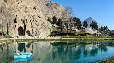 نصب ۵ المان دفاع مقدس در شهر کرمانشاه