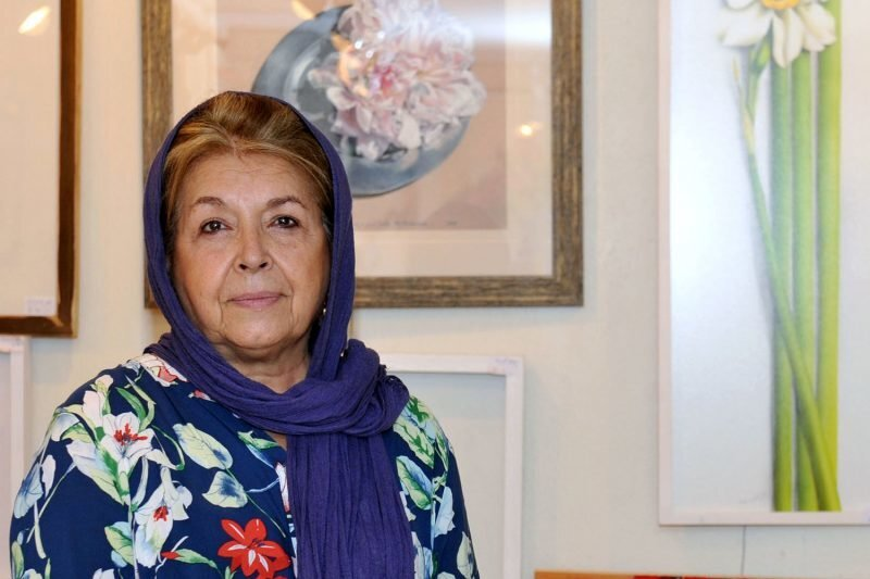 لیلی گلستان: «صد اثر، صد هنرمند» مجازی برگزار میشود