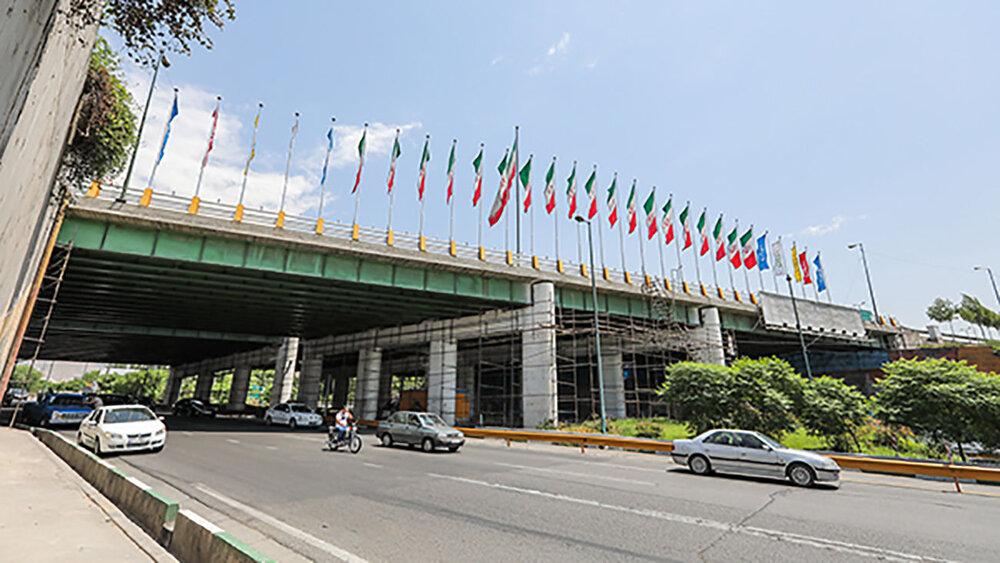 نگهداری از ۱۳۷ پل سوارهرو در شهر اصفهان
