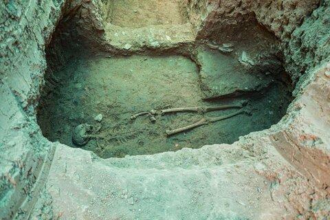 اسکلت بانوی اشکانی؛ بخشی از تاریخ گمشده