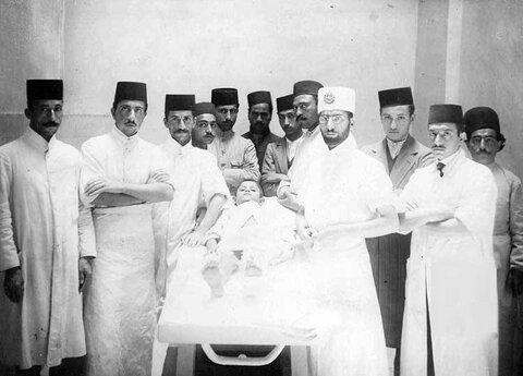 راهاندازی پایگاه پژوهشی در تاریخ پزشکی ایران