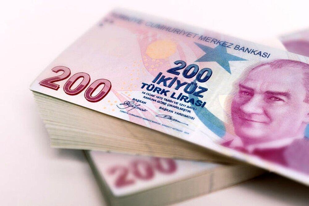 ارزش لیر ترکیه افزایش یافت