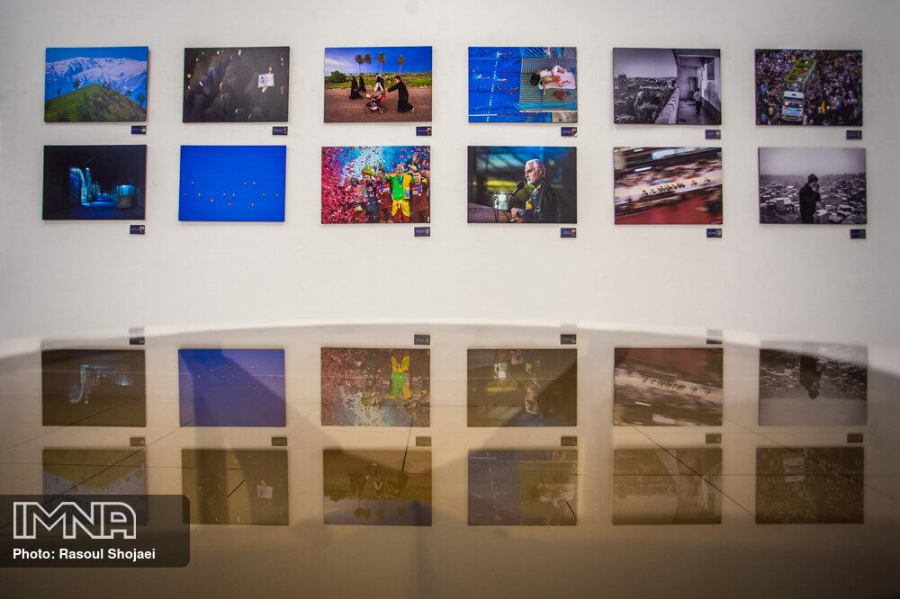 نمایشگاه عکس ایمنا در ایستگاه آخر