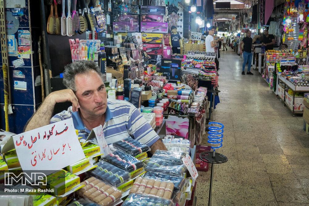 بازار ساحلی آستارا در آستانه ورشکستگی