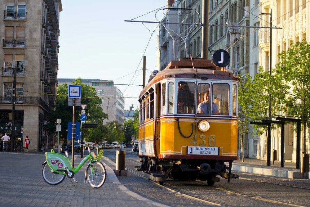 آغاز پروژههای امنیت ترافیکی در بوداپست
