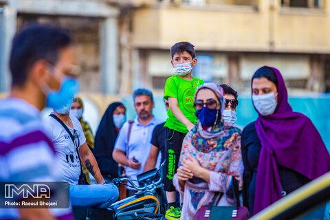 محدودیتهای کرونایی اصفهان از ۲۷ مهر لغو میشود