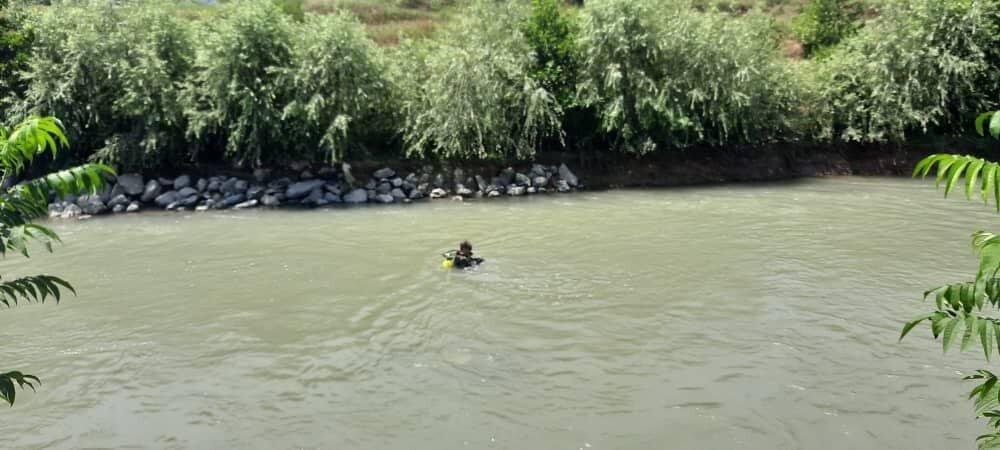 جسد جوان ۲۵ ساله در زاینده رود پیدا شد