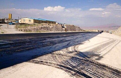 آسفالت ۲۴ هزار مترمربع از معابر کهریزک