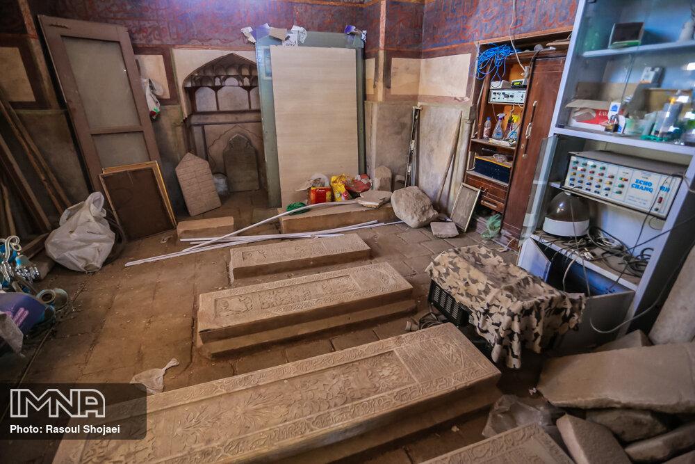 مقبره شاهزادگان صفوی