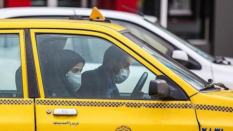 استفاده نکردن از ماسک فقط در ناوگان تاکسیهای رسمی قابل پیگیری است