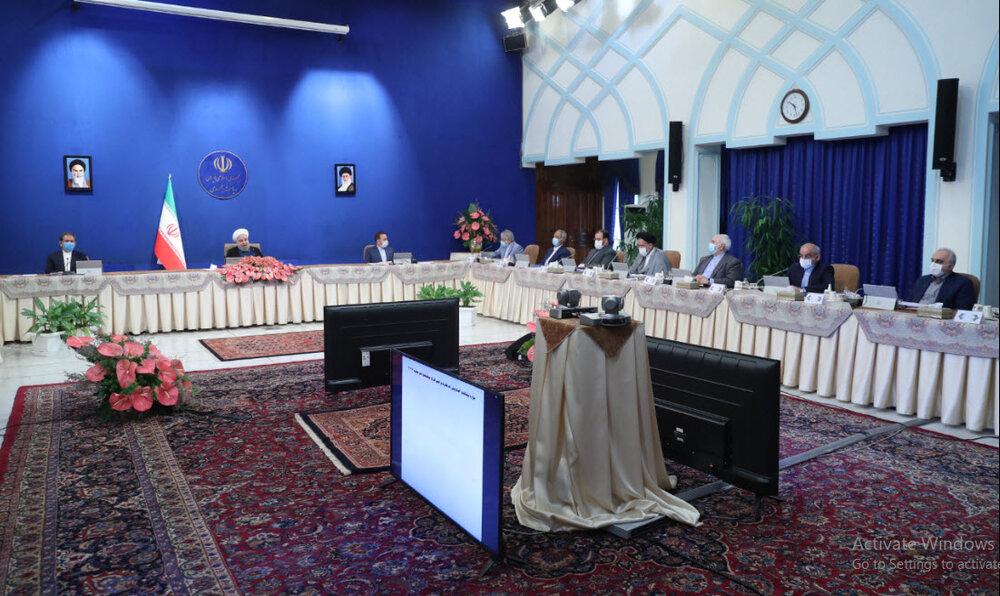 دولت اصلاحیه آییننامه داخلی شورای عالی استانها را تصویب کرد