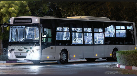 اتوبوسهای جدید خریداری شده است