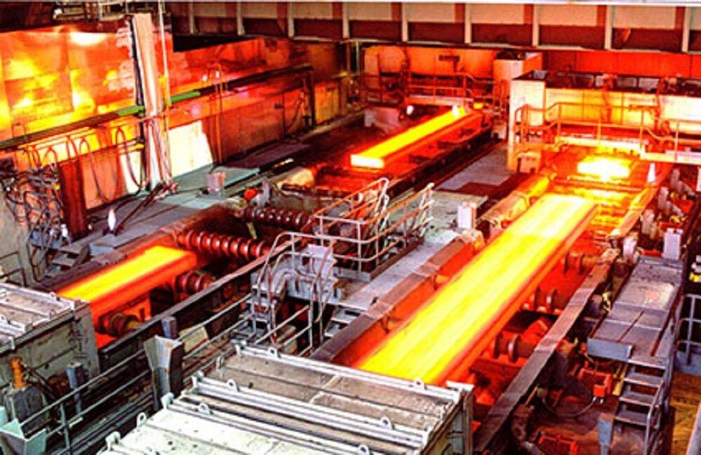 افزایش ۱۰ درصدی تولید فولاد در کشور