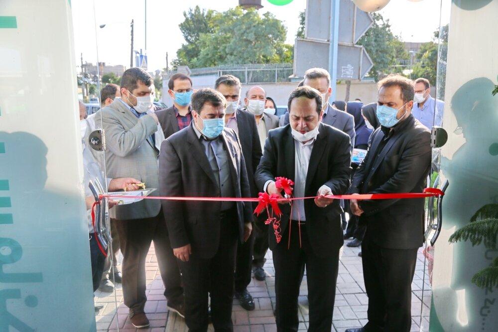 افتتاح هایپرمارکت پسماند خشک تهران با هدف افزایش تفکیک بهداشتی