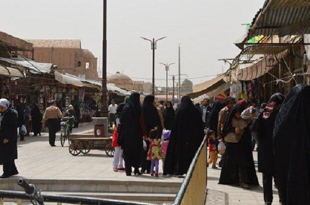 دستفروشان بازار کرمان ساماندهی میشوند