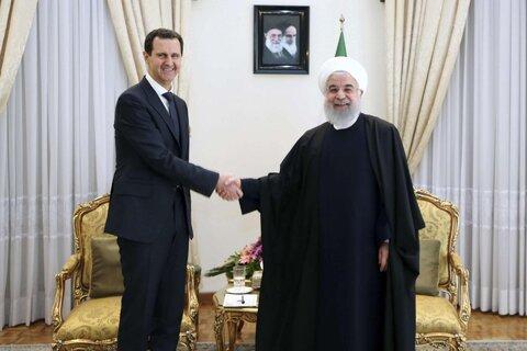 دست همکاری دوباره ایران و سوریه