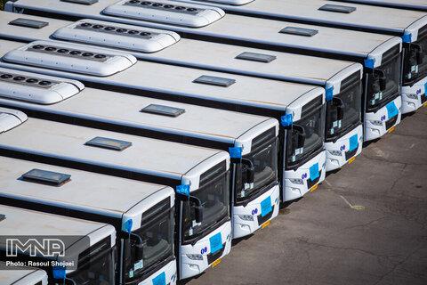 ورود ۲۰ اتوبوس جدید تا پایان امسال/نوسازی اتوبوسهای بخش خصوصی طبق استانداردها