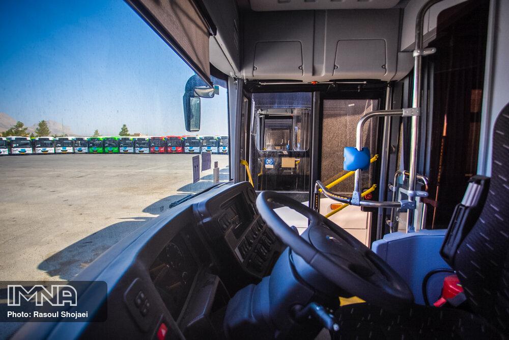 دولت سهم خود از کرایه اتوبوس را نمی پردازد/۳۵۰۰ اتوبوس فرسوده است