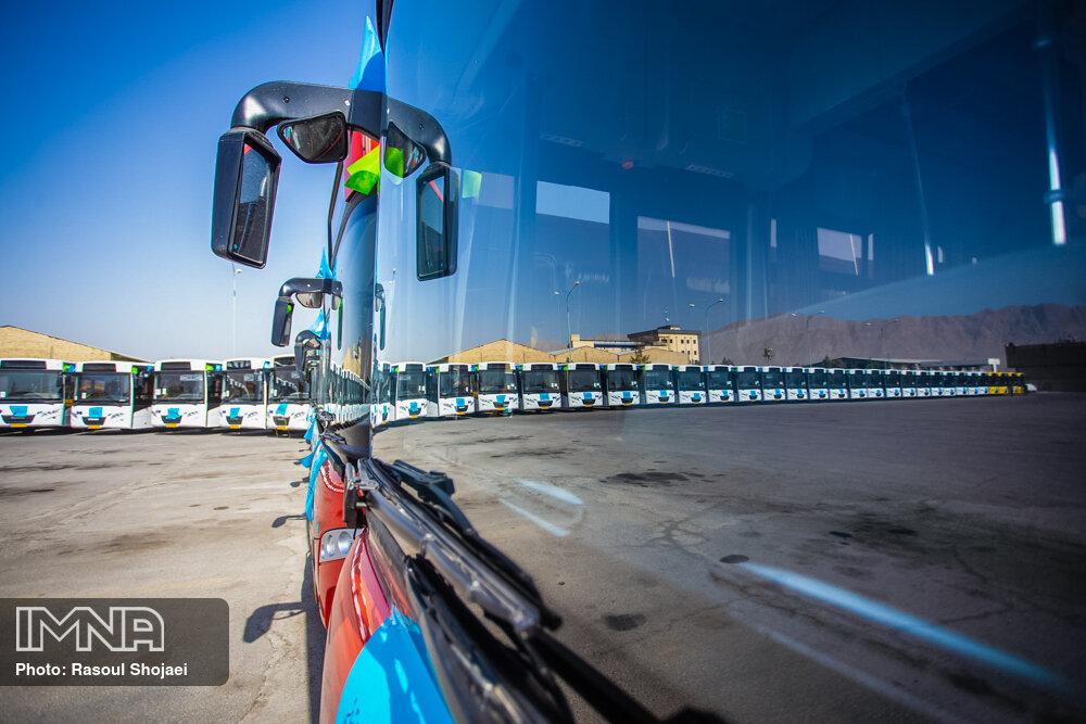 فعالیت خطوط اتوبوسرانی و حمل و نقل شهری دزفول متوقف شد