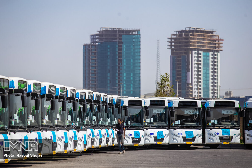 Isfahan reaped benefits of smart transport system