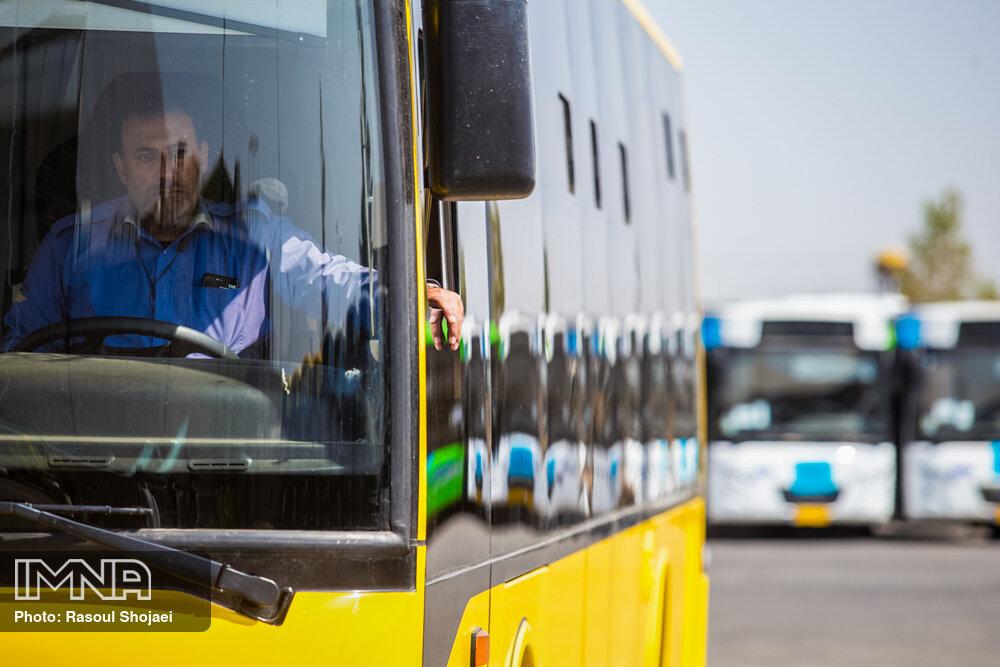سرویسدهی اتوبوسرانی اصفهان با ۳۰ درصد ظرفیت در تاسوعا و عاشورا