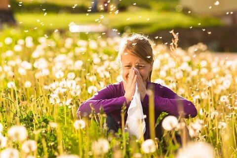 آلرژی فصلی چگونه درمان میشود؟