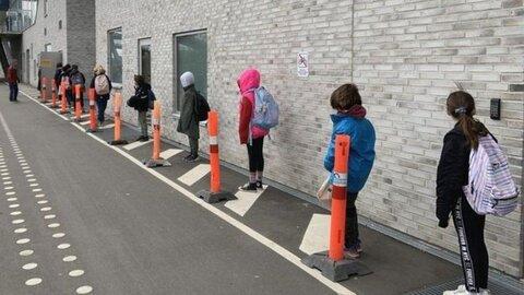 بازگشایی مراکز آموزشی دانمارک متفاوت با گذشته