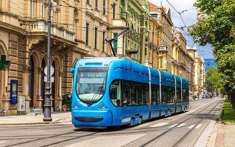 پیشرفت بزرگترین ناوگانهای اتوبوس در جهان