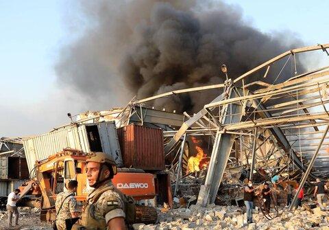 لبنان شایعه خودداری از پذیرش کمک برخی کشورها را تکذیب کرد