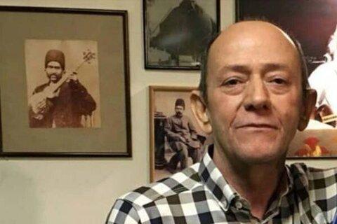 حجت حسنی، نوازنده سنتور درگذشت