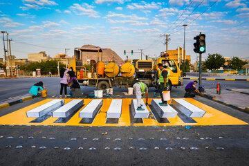 Crosswalk art might save your life!