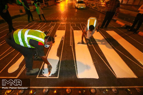 Crosswalk art might save your life!