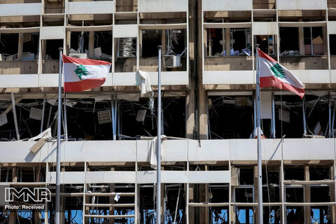 Iran established field hospital in blast-hit Beirut