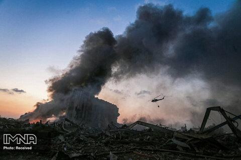 اصابت موشک به ساختمان شرکت امنیتی انگلیس در بغداد