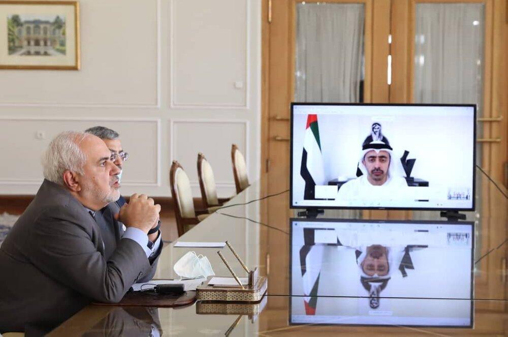 امارات به دنبال دوستی با ایران است؟